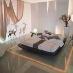 Большому дому – большую спальню