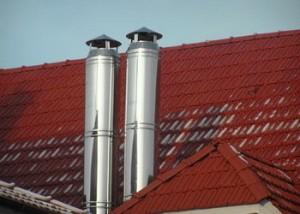 Дымоходы заводского изготовления