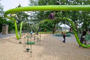 Какие растения украсят детскую площадку?