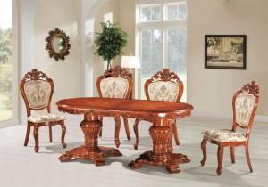 Раздвижные столы овальной формы