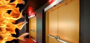 Особенности эксплуатации противопожарных дверей