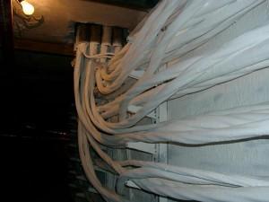 Средства для огнезащиты кабелейСредства для огнезащиты кабелей