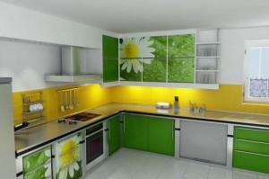 Функциональность и удобство угловых кухонь
