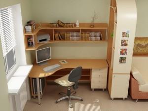 Кресла и компьютерные столы