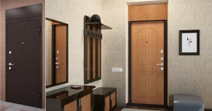 Недорогая входная дверь в квартиру