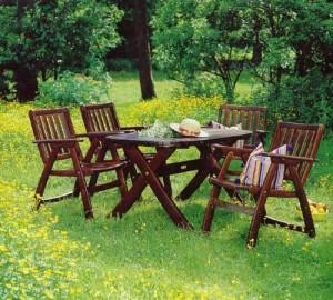 Мебель для загородной усадьбы