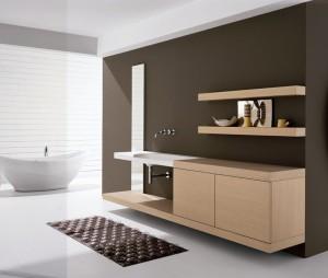 Какими бывают пеналы для ванной комнаты?