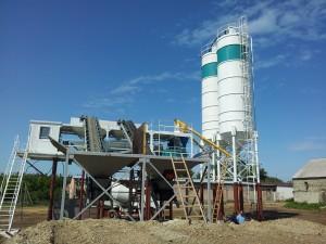 Какие бывают бетонные заводы?