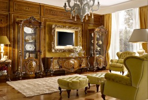 Элитная мебель ручной работы