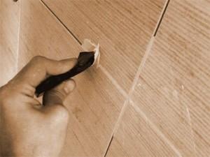 Цена затирки плиточных швов