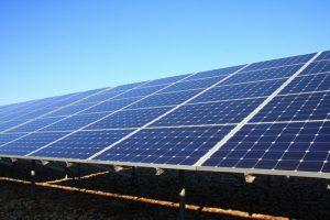 Фотоэлектрические солнечные панели