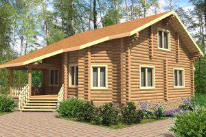 Строительство деревянных рубленых домов