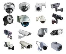 Установка систем видеонаблюдения для дома