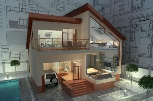 Перевод дизайн-проекта для вашего загородного дома