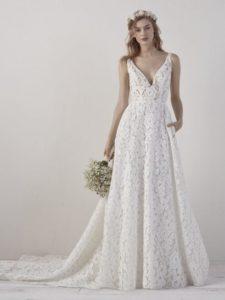 Выбрать идеальное свадебное платье