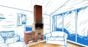 Как добиться тепла в дачном доме